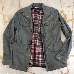 The Roark Revival two layer jacket